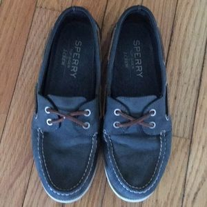 Sperry Topsider for J.Crew
